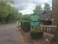Cauldwell Community Centre dancing , church , martial arts, exercise parties Weddings
