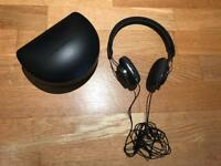 Bowers & Wilkins Original P3 Headphones - Black