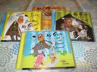 The Mr Gum Collection 3 x cd box set