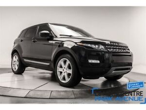 2014 Land Rover Range Rover Evoque Pure Plus, AWD, NAV, CUIR, TO