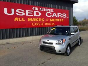 2011 Kia Soul 5 Speed Air Power group