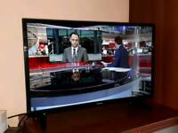 """Toshiba 32"""" LCD ColourTV with Built in Freeview (Model No 32W1633DB)"""
