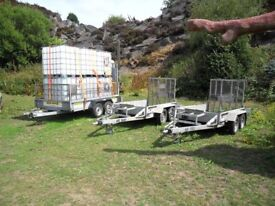 Indespension Trailers x4