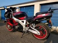 Honda cbr 900rr fireblade 12months mot