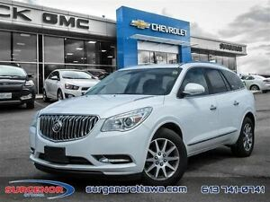 2016 Buick Enclave Leather - Leather Seats - $261.42 B/W
