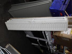 triple radiator unused