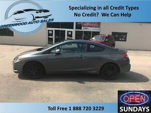 2012 Honda Civic Si,5 speed,Navi,AC,Cruise