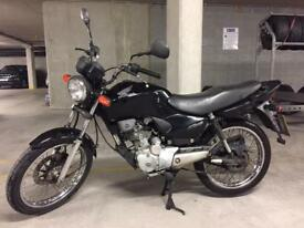 Honda CG125 - Long MOT - low mileage