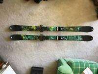 Skis, K2 Sight Twin Tip, All Mountain Rocker 159cm