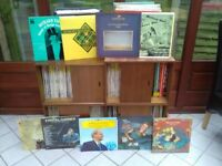 Job Lot Large collection of Classical Records and Box Sets all in mint Condition