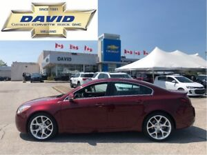 2017 Buick Regal GS AWD/LEATHER/SUNROOF/NAVIGATION!