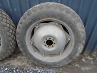 10x28 Grass tyres for ferguson or other tractor (not including wheels and tubes)