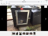 Dog cage / kennel ,very strong ,suitable car van ,grooming parlour ,kennels