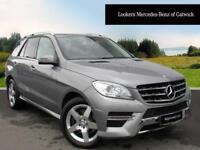 Mercedes-Benz M Class ML250 BLUETEC AMG SPORT (silver) 2014-06-30