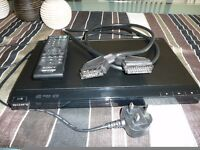 Sony CD/DVD Player - Multi-Region - Includes ten seasons of US Crime Show DVDs