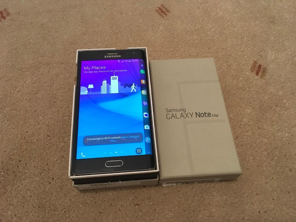 Samsung Galaxy Note Edge - 32Gb - Unlocked
