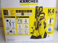 KARCHER K4 NEW BOXED JET WASH FULL CONTROL