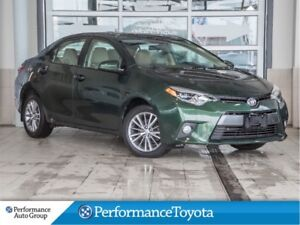 2015 Toyota Corolla 4-door Sedan LE CVTi-S
