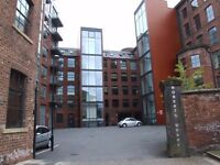 1 Double room in a 2 Bedroom Apartment Roberts Wharf, Leeds City Centre All Bills included.