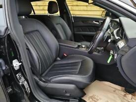 Mercedes-Benz CLS CLS 250 CDI BlueEFFICIENCY AMG Sport 5dr Tip Auto (obsidian black metallic) 2013