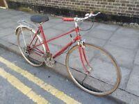 xxx Vintage Astro Daimler 10 Speed Town bike