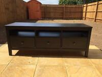 Ikea hemnes TV bench and coffee table