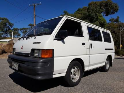 Camper Van Banksia Park Tea Tree Gully Area Preview