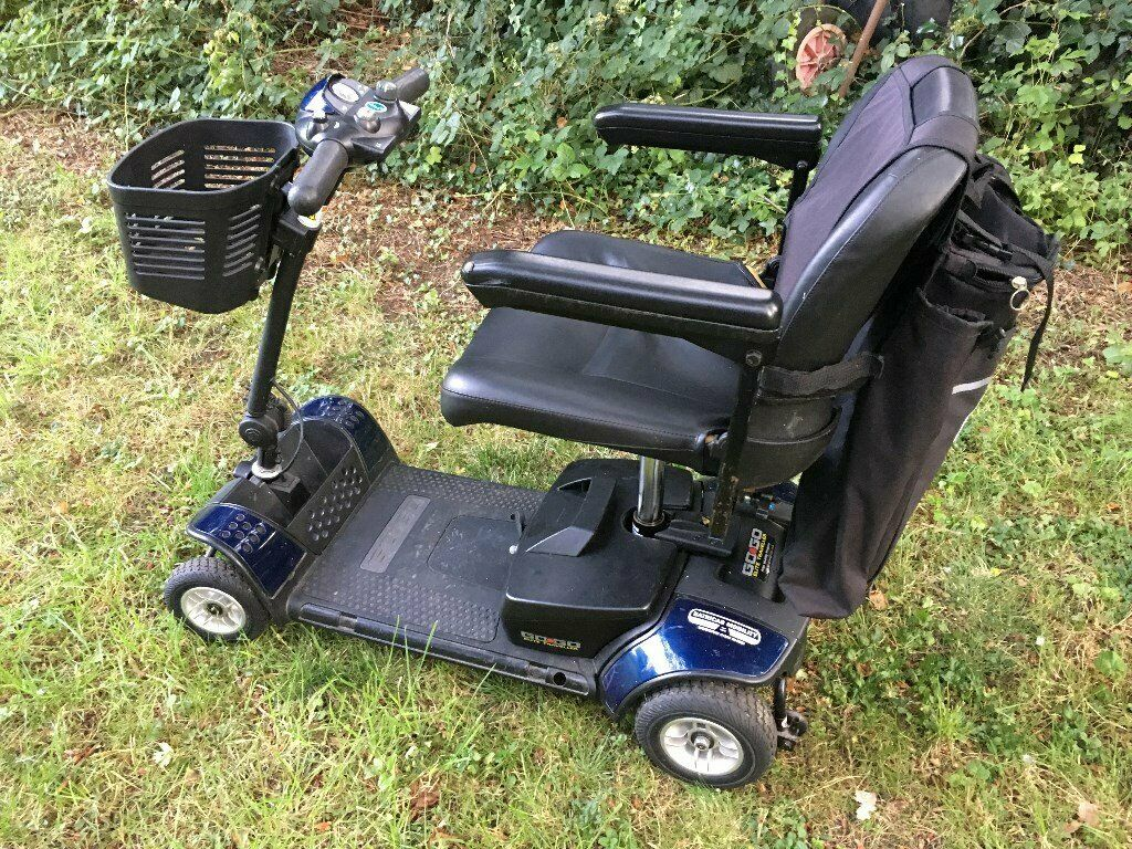 Mobility Scooter - GOGO Elite Traveller | in Knowle, West Midlands | Gumtree