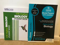Higher Biology Pastpapers & Textbook