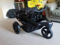 Graco Duo Tandem Stroller Double Toddler Buggy