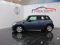 MINI HATCH ONE D (blue) 2010
