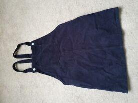 Ladies Corduroy dress TOP SHOP