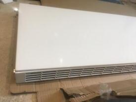 Flat panel single radiator 1200x500