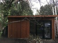 GARDEN BUILDING, GARDEN OFFICE, GYM, STUDIO, NEW !!! FREE DELIVERY!!! 4.2MX2.4M