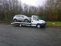 Vehicle Car Van Caravan Recovery Breakdown Delivery Collection transportation Doncaster nationwide