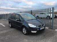 2009 Ford Galaxy 2,0 litre diesel 5dr 7 seater 1 owner SPARES/REPAIRS