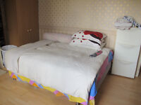 limehouse double room £650 pcm all inclusive