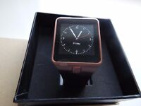 NEW SMART WATCH (MOBILE PHONE )
