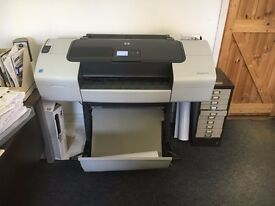 HP Design jet T770 Large Format Photo Quality Printer