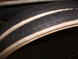 CLEARANCE TYRES ALL SIZES £3 EACH , TUBES 25p EACH,