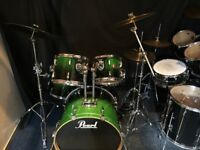 Drum Kit - Pearl Export ELX Fusion