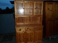 Pine dresser Welsh dresser