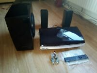 Samsung free style home cinema system