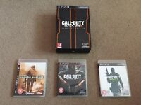 Call of Duty Bundle (PS3)