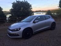 VW Scirocco 2.0TDI in great condition ... Just serviced!