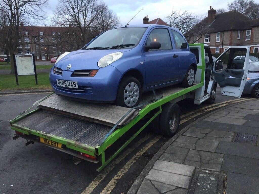 WE BUY CARS - DAMAGED / NON RUNNER / SCRAP | in Croydon, London ...