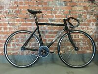HRD [HiRidersDrugs] Nova fixed gear bike with Columbus Tusk Carbon Fork £500