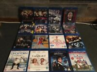 BLU-RAY FILMS SOME NEW 16 IN TOTAL