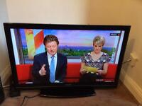 """Toshiba 40"""" LCD tv freeview"""