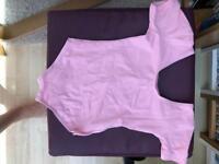 Pink leotard size 4-5
